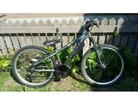 Ridgeback terrain mountain bike