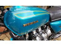 """Honda Goldwing GL1000 K1 1976 """"P"""" reg"""