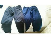 Mens Addidas tracksuit bottoms