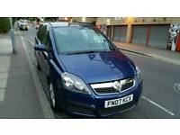 2007 VAUXHALL ZAFIRA 1.8cc AUTOMATIC...VERY GOOD MECHANICAL CONDITION..Hpi clear
