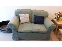 Free to collect MultiYork 2 Seater Sofa Good working order.