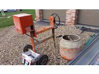 BELLE Cement mixer - parts or repair