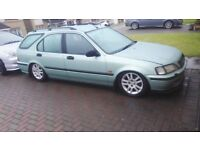 Spare or repairs Honda civic areodeck 1.6 light weight