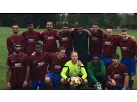 Kings Heath rangers 11 aside football team looking to add depth to the squad
