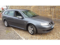 SAAB 9-3 SPORT ESTATE VECTOR 07 2007 1 OWNER FULL SERVICE HISTORY AMAZING CONDITION BARGAIN £990