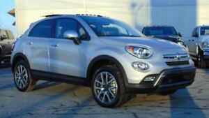 2016 Fiat 500X TREKKING AWD - NAV - ROOF-LEATHER - 500 KMS