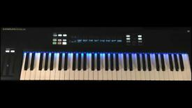 Komplete control S61 ( Native instrument keyboard )