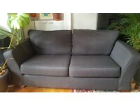 Grey Sofa For Sale In Edinburgh Sofas Couches Armchairs Gumtree