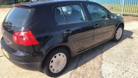 BLACK GOLF 2.0 diesel for SALE ! £2000 ono! Negotiable price.