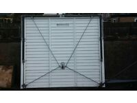 Garage door- Up and over