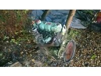 land rover series 3 engine