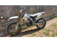 Yamaha YZ450F Bike, non runer, spares or repair.
