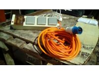 Kampa Electric Hook up