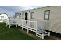 Caravan to rent,whitely bay ,parkdean resorts