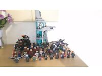 Lego marvel huge collection