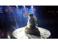 Asian Wedding/ Engagement Cakes * London based Professional Cake Decorators