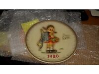 M.J. Hummel 10th Annual Plate for Sale