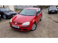 2004 Volkswagen Golf Mk5 1.9 SE TDI Diesel 5 speed manual,130k