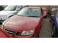 SAAB 9-3 2005 MODEL BREAKING FOR SPARES