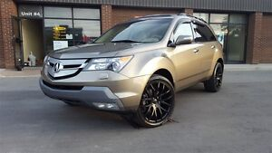 2009 Acura MDX TECHNOLOGY PACKAGE / NAVIGATION