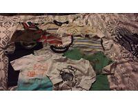 Baby boy clothes 6-9 months NEXT range