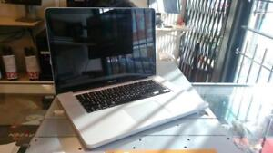 Macbook Pro 15 - 2011 - A1286 - i7 2675QM 2.2Ghz, 8Gb, 500Gb, , 1 Year Warranty, Free Shipping in Canada!