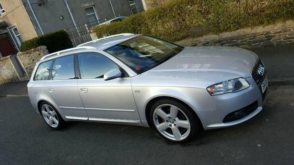 Audi A4 Avant S Line In Innerleithen Scottish Borders Gumtree
