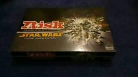 Star wars risk clone Wars board game