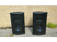 Great Sound Powerfull Speakers Active MACKIE SR1521z Great Condition - free delivery up to 60 miles