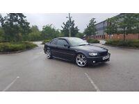BMW E46 330ci M Sport Sophire Black MANUAL 6 speed facelift EXCELLENT CONDITION no rust