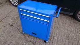 2 Drawer tool base cabinet