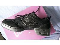 USA Pro Onyx Ladies Training Dance Shoes