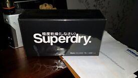 super dry black aftershave 75ml