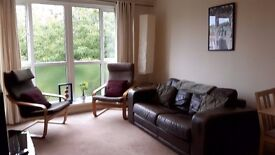 Sunny 2 double bedroom flat in South Gosforth, NE3, furnished/unfurnished, £550pcm excl bills