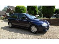 2003 FIAT STILO 16V DYNAMIC 5 DOOR HATCHBACK 1.6 PETROL CHEAP CLEAN CAR 1 YEARS MOT !!!
