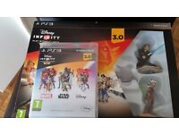 PS3 DISNEY INFINITY 3.0 STARTER PACK - STAR WARS