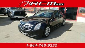2012 Cadillac CTS Sedan LEATHER *** GREAT CONDITION *** CALL NOW