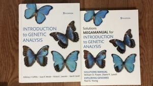 Introduction to Genetic Analysis 9th ed + Solutions Manual