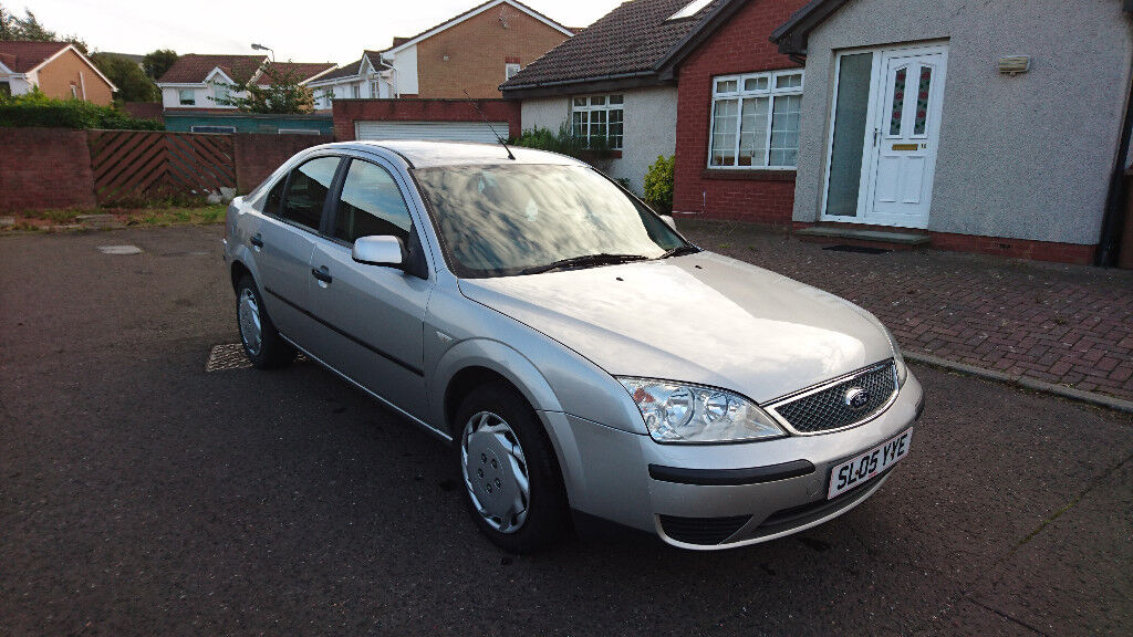 2005 Ford Mondeo Lx 18 Petrol Genuine Low Mileage In