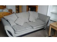 Beautiful 3 seater sofa free for collection