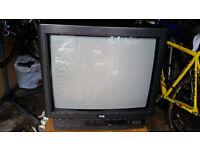 "Large Pye 21"" TV"