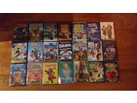 Kids DVDs. 21 DVDs as one pack