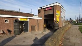 Tyre Business For Sale - Euro Tyres - Garage with everything