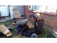 blue heavy duty scooter £200 07514056225