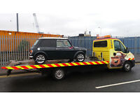 Car collection / Delivery -Southampton... Auctions / Silverlake / Docks etc