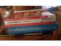 5 books for student teachers