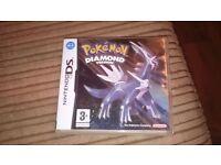 pokemon ds game diamond version
