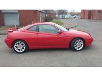1999 Alfa Romeo GTV V6 24V Red 'Lusso'