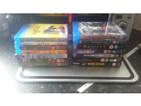 blu-ray dvds x 14 all in ex condition bargain for someone