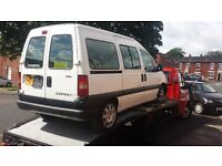 FORD TRANSIT RECOVERY TRUCK 2.5 .. long bed, NEW winch